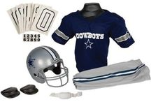 * NFL and NCAA Football Player Halloween Costumes / Here are NCAA Football player and NFL football player Halloween costumes for children and adults. The best selling NFL and NCAA Football Player Halloween Costumes in all sizes for the whole family. Dress up your family in official team gear for the holidays!