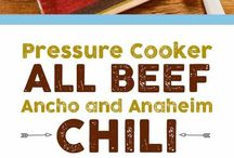 [Best Pressure Cooker / Instant Pot Dinners] / This board has bloggers' best ideas for dinners made in your pressure cooker, electric pressure cooker, or Instant Pot!