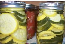 Canning and Preserving Food / How to preserve food, home canning, freezing, drying, root cellars, self-sustainable, preparedness, food storage, canning, and long-term storage.