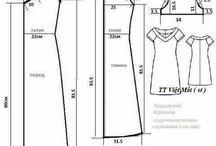 Wykroje ubrań
