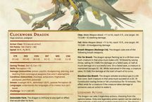 DnD - monsters