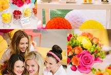 Bridal Shower Ideas / Bridal Shower Ideas Compiled by Kim Stoegbauer, Founder/Creative Director of The TomKat Studio! brunch bridal shower ideas, country bridal shower, bridal shower ideas and games, small bridal shower ideas, diy bridal shower, rustic bridal shower, vintage bridal shower,  summer bridal shower, themed bridal shower,  bridal shower decorations, tea party bridal shower, spring bridal shower, fall bridal shower, elegant bridal shower, cheap bridal shower