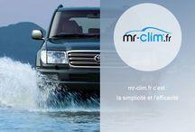 mr-clim.fr opte pour la simplicité et l'efficacité / Première enseigne de climatisation de véhicules à domicile et sur site. http://www.mr-clim.fr/