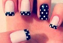 diseños de uñas anto