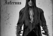 ♪•♥•♦••Goth HuΠks••♦•♥•♪ / Amazingly handsome Males, Goth, Metal, Spunky Males.