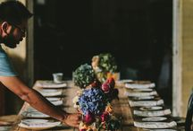 Tablesetting / Inspiration for Tablesetting
