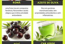 Antioxidantes para musculação
