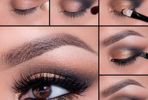 Make-up / by Samantha Scimeca