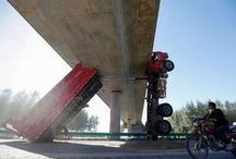 Unbelievable Truck Accidents