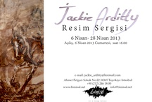 Jackie Arditty /  Bimisal Art & Design Gallery Ahmet Fetgari Sok. No:22 Teşvikiye İstanbul www.bimisal.net     (info@bimisal.net)       (info@bimisalproject.com)          +90(212)246-18-00