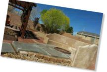 Southwest Landscaping Ideas / Ideas that seem relevant to southwestern landscaping.
