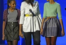 "Malia / Malia Obama, la fille aînée du ""Potus"", une superbe jeune fille de 14 ans"