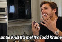 Kardashian humour