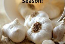 CA GROWN Garlic
