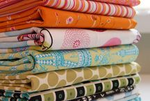 Fabric Stash / Fabriholics  / by Sew Crafty Me, SC