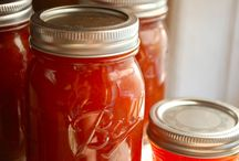 Jam on or be saucy / Jams and sauces