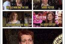 Harry Potter / Harry Potter stuff