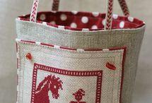 льняные сумки