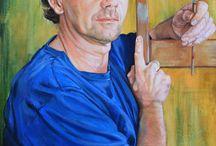 autoportrait martel johan / Autoportrait
