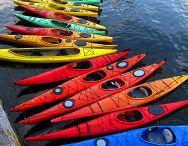 Everything Paddle / Paddle Paddle.  / by Karen Bowen