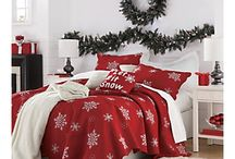 Festive bedrooms! / Beautifully decorated bedrooms!
