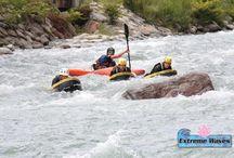 Extreme Waves 10 Luglio 2014 / #Rafting con #ExtremeWaves in #ValdiSole lungo il #fiume #Noce, uno tra i tracciati più belli al mondo per fare #kayak e #hydrospeed in #Trentino!  www.ExtremeWaves.it