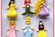 For prinsesser! / Hårpynt m.m.