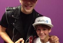 Austin mahone et mattybras