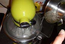 macaron au kitchenaid + recettes kitchenaid