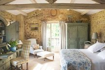 French country style bedrooms