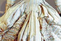 1770's Style / Marie Antoinette became queen of France in 1774. Rococo style from early to late 18th century.