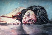 Art Painting / Oil on Canvas