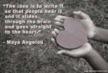 Write, write, write...