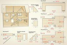 Dollhouse templates