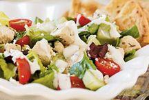 Recipes:  Mediterranean Cuisine