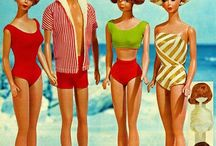 My Childhood Bestfriends - Everything Barbie / by Debbie Bailey Ray