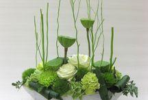 Floliage floral designs