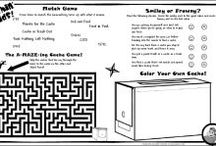 Geocaching Birthday Party / Planning a geocaching party for someone's birthday?  You can find some inspiration here.