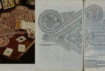 Crochet Doilies Oval