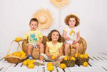 Colección Sunny Paradise SS16 / La colección Sunny Paradise es típicamente veraniega y destaca por sus diseños coloridos y divertidos. El amarillo, tan de moda esta temporada, es el protagonista.