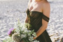 Style: beach wedding