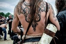 Références nordiques / Vêtements, coiffure, mode de vie...  Peuple : Viking