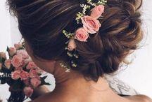 fryzura wesele