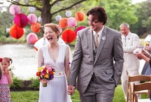 Party ideas: weddings / Weddings and engagement shoots
