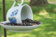 Tea Cup upcycle / Upcycling tea cups, ideas and DIY's.