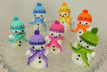 Crochet holiday / by Mary Stephens