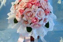 Bouchuet di fiori unicinetto