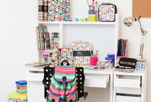 Sola Stationery / Every so often we all need to update our stationery collection. Believe us, you do deserve a stationery treat! Our Sola stationery collection is a stationery lovers dream. With beautiful bright colours and gorgeous polka dots, your work space will be transformed by the Sola Stationery collection.