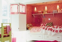Bedroom ideas for Sassy Pants! / by Stefanie M