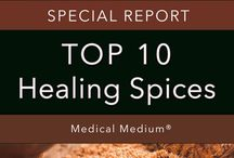 10 Top Healing Spices